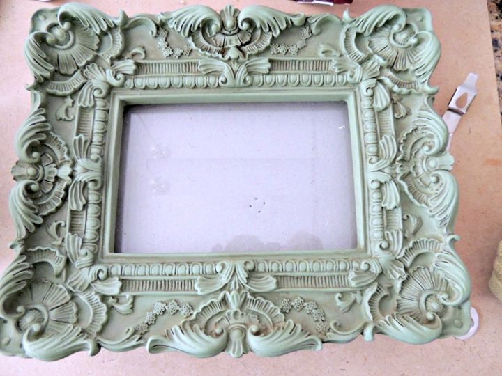 FRAMING ON A BUDGET: PART 4 Repairing A Plaster Frame - My ...