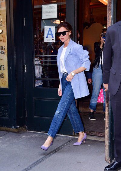 Victoria Beckham Most Memorable Fashion Moments -   18 victoria beckham style Chic ideas