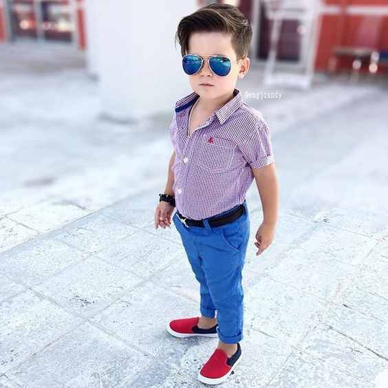 Dressing Kids Like Adults Is An Awesome Trend Kids Clothing