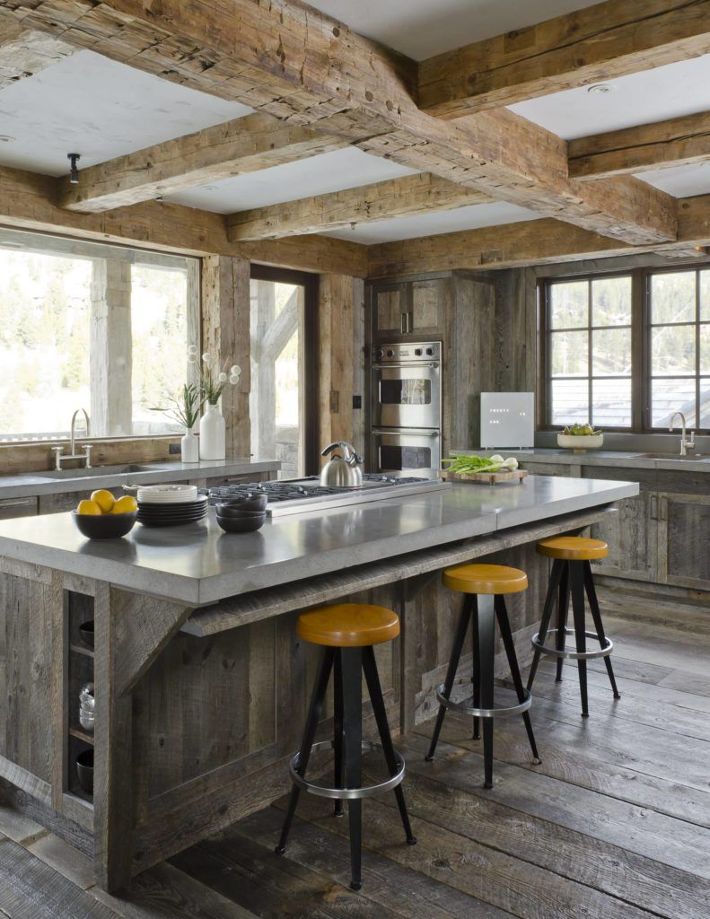 15 rustic kitchen islands perfect for any kitchen