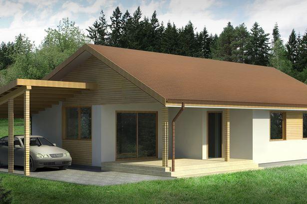 Modelos de casas quinta para construir Planos de casas