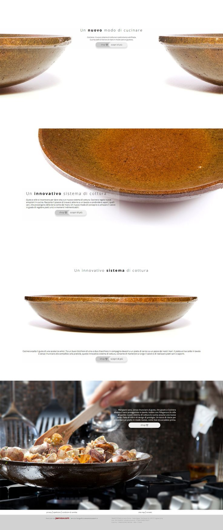 Photo of Cocinera is an innovative cooking system that can be used …