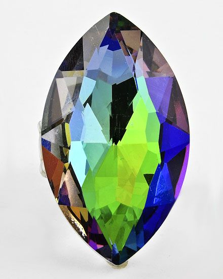 Domino Dollhouse - Plus Size Clothing: Dark Crystal Ring