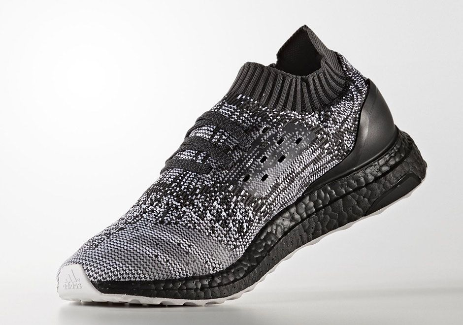 adidas Ultra Boost Uncaged Black/White S80698 | SneakerNews.com