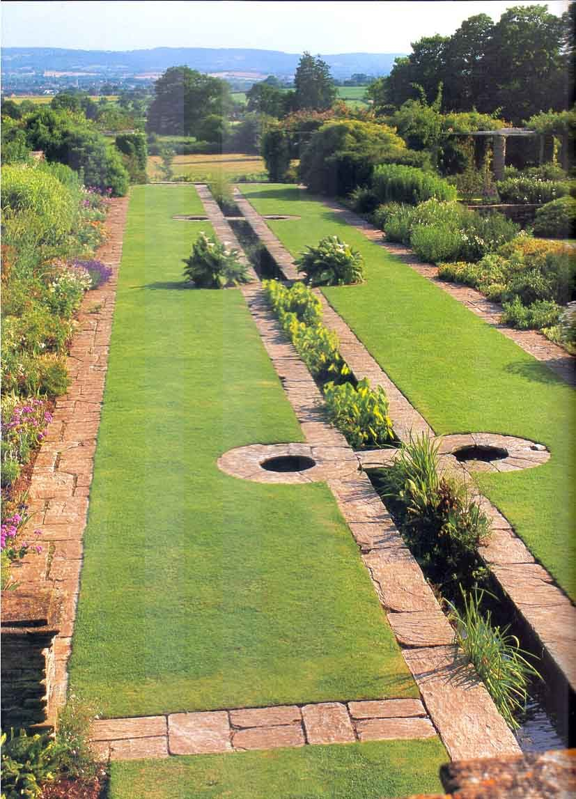 A brief trip through the history of time: the evolution of garden