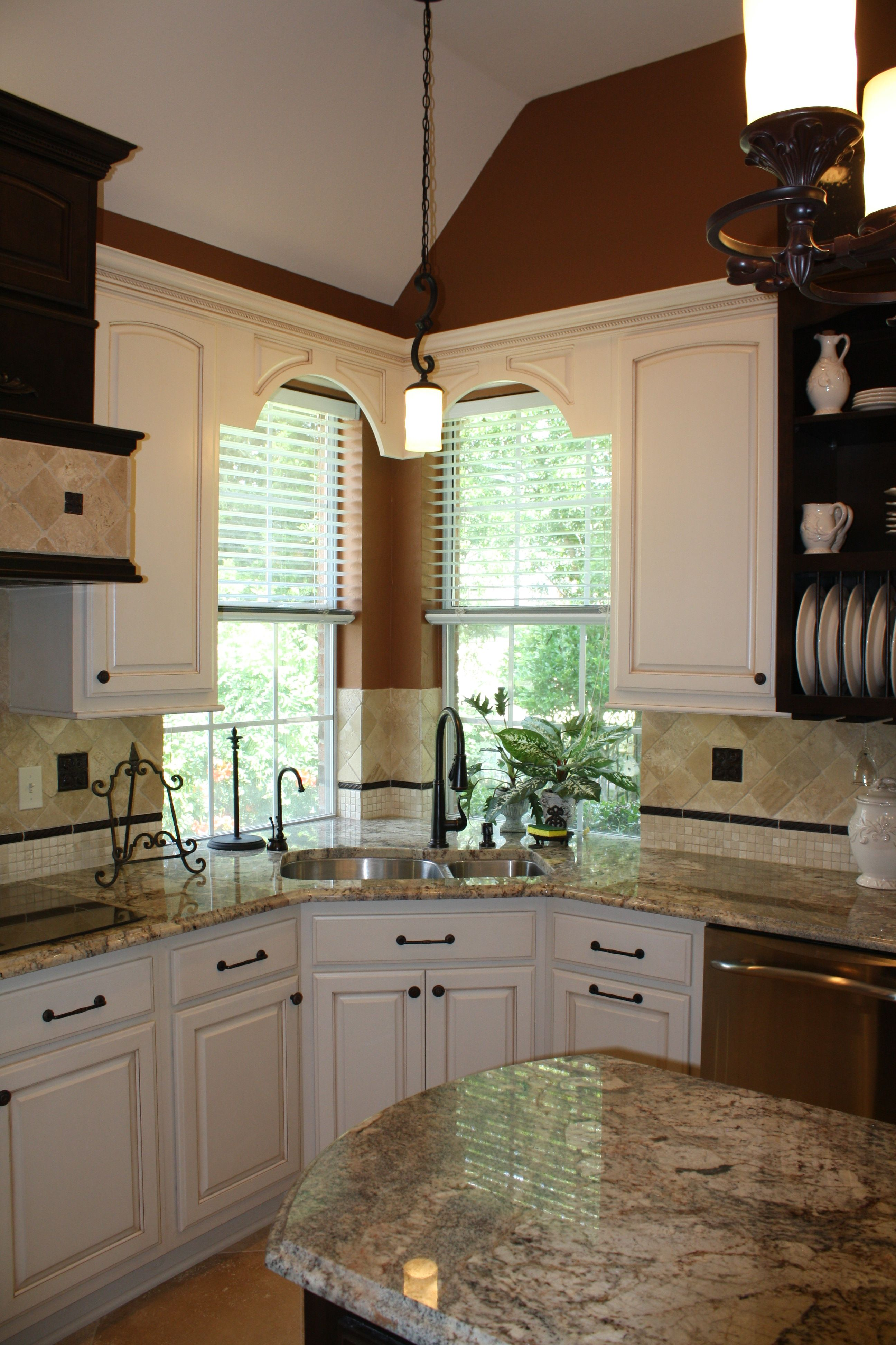 i don t think i d ever get the dishes done if i had this kitchen i d be too busy staring out on t kitchen ideas id=15407