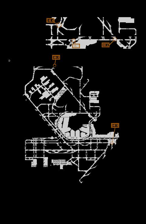 ord airport diagram - runway