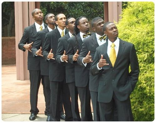 The Men Of Distinction Alpha Phi Alpha Aka Aphia With Images