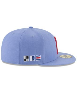 newest 9bbf6 531c4 New Era Los Angeles Clippers City Series 59FIFTY Fitted Cap - Blue 7 1 2