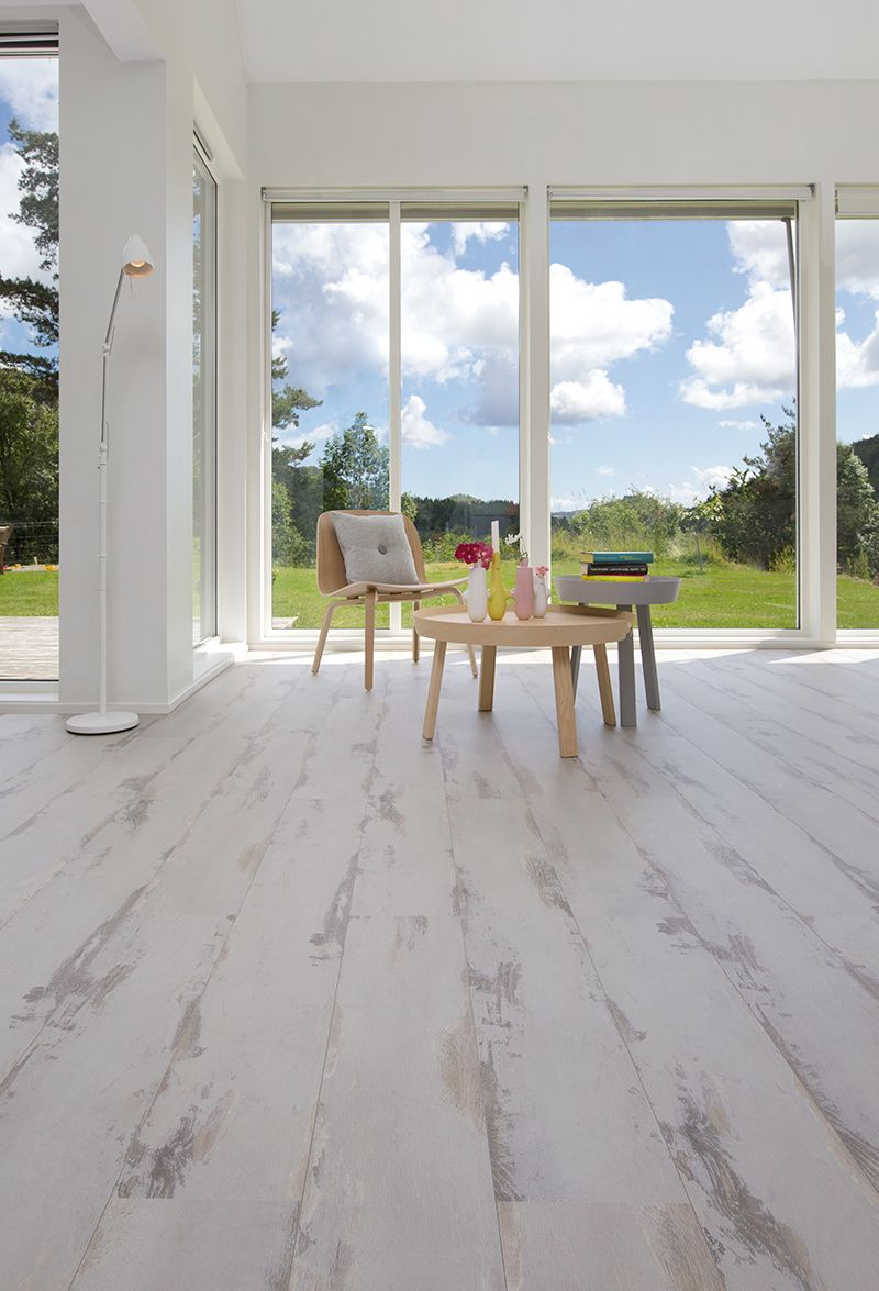 Alloc Commercial Grey Vintage Oak Laminate Flooring