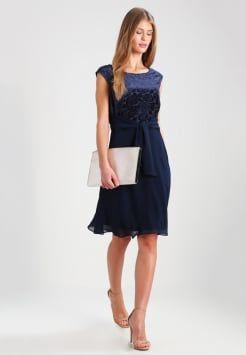 Esprit Collection - Cocktailkleid   festliches Kleid - navy ... e7e4b14db1