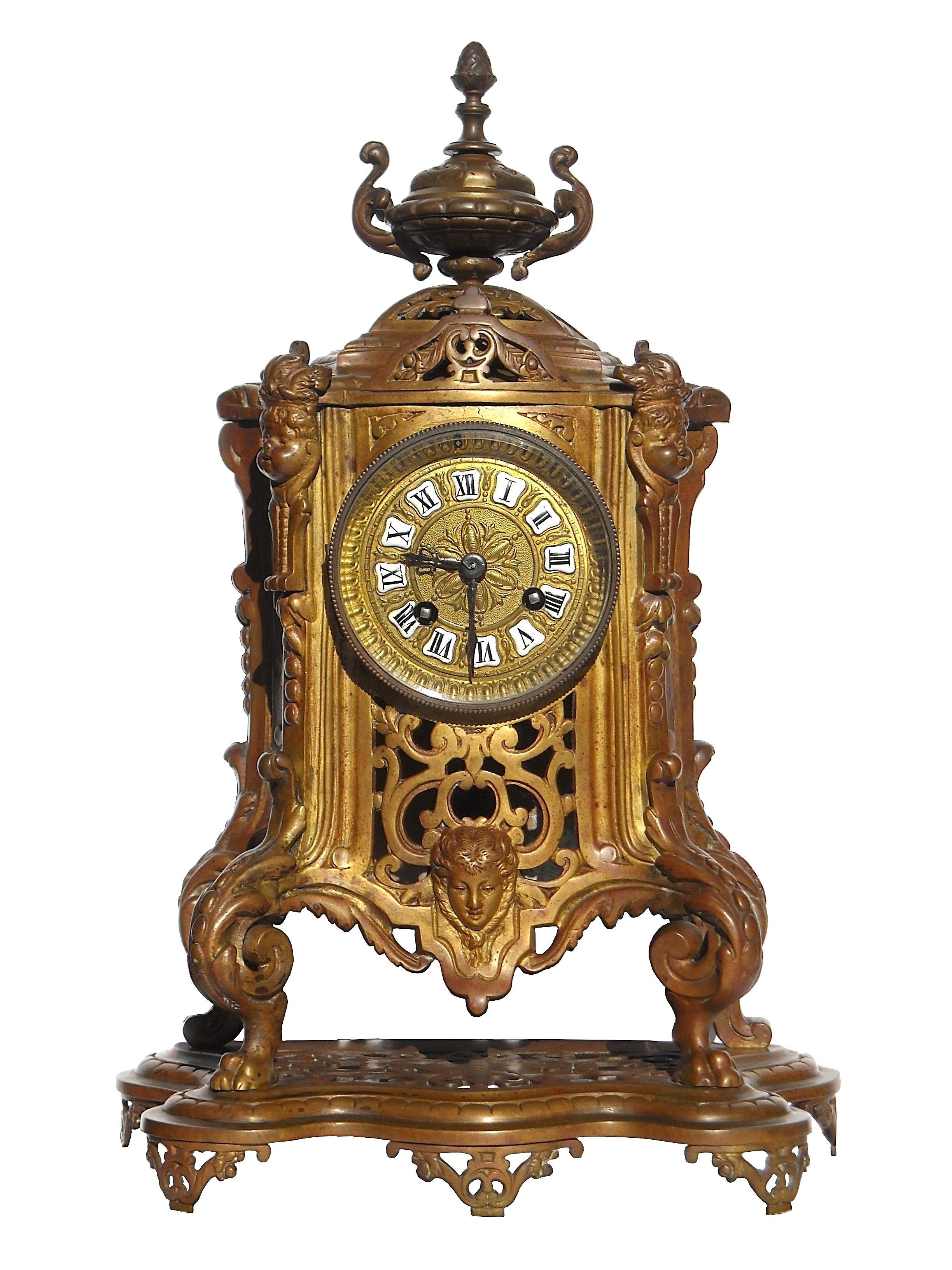Datazione orologi francesi
