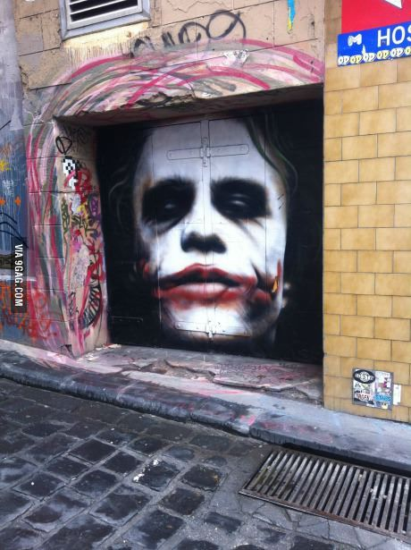 Awesome Joker Graffiti Art Pinterest Graffiti Art Graffiti