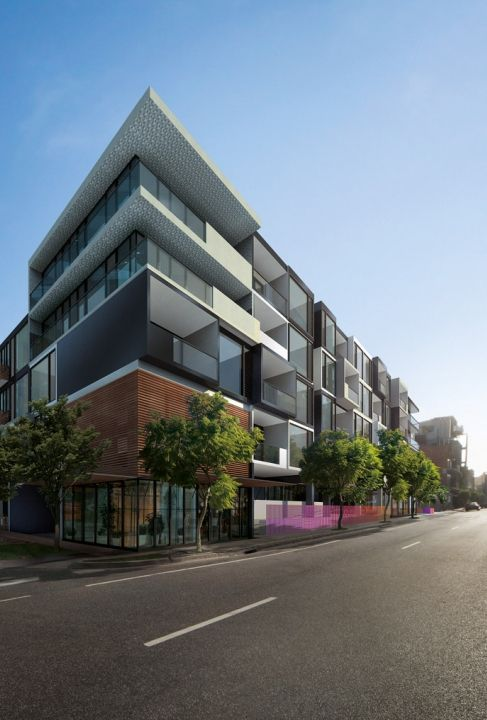 Love this! Pulse Apartments_EAT. Architects