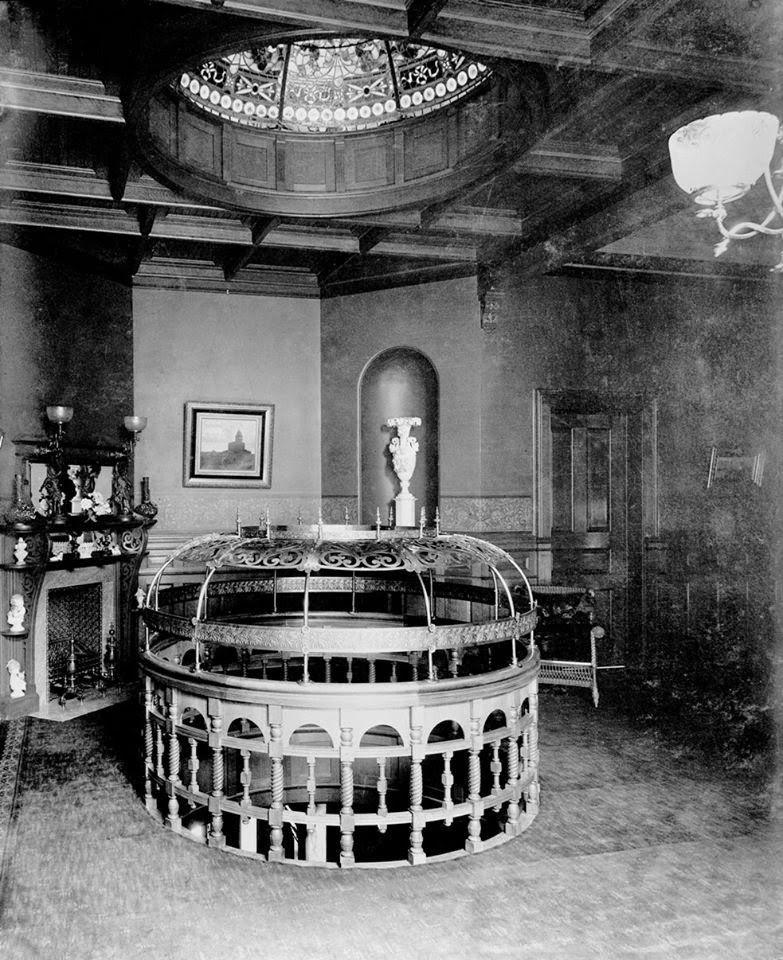 1889 Most Endangered Krueger- Scott Mansion New Jersey In