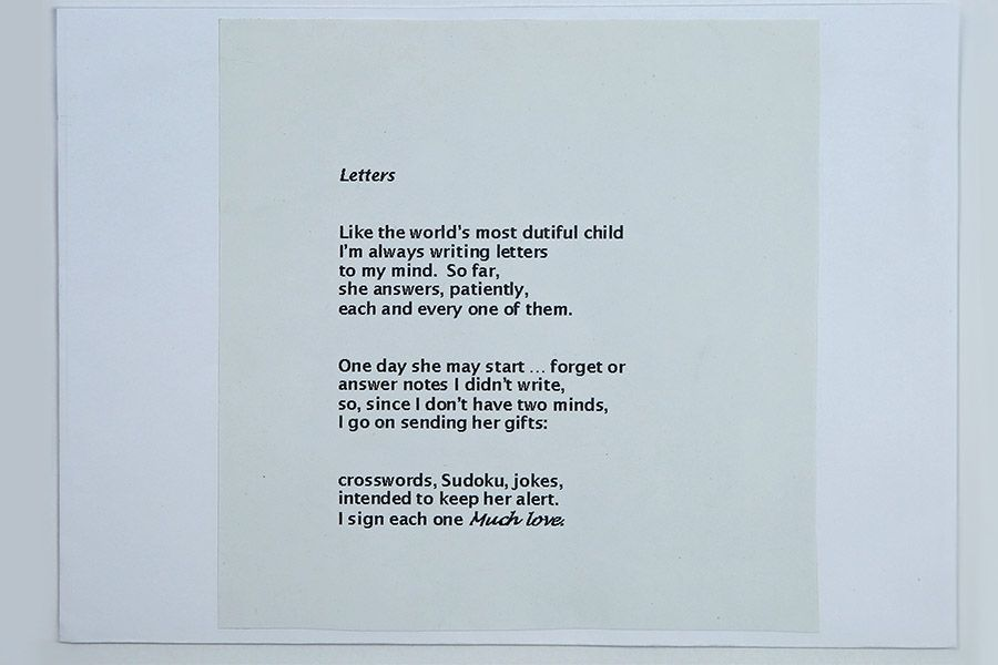 144 A Letter in Mind #Exhibition by The National Brain Appeal A