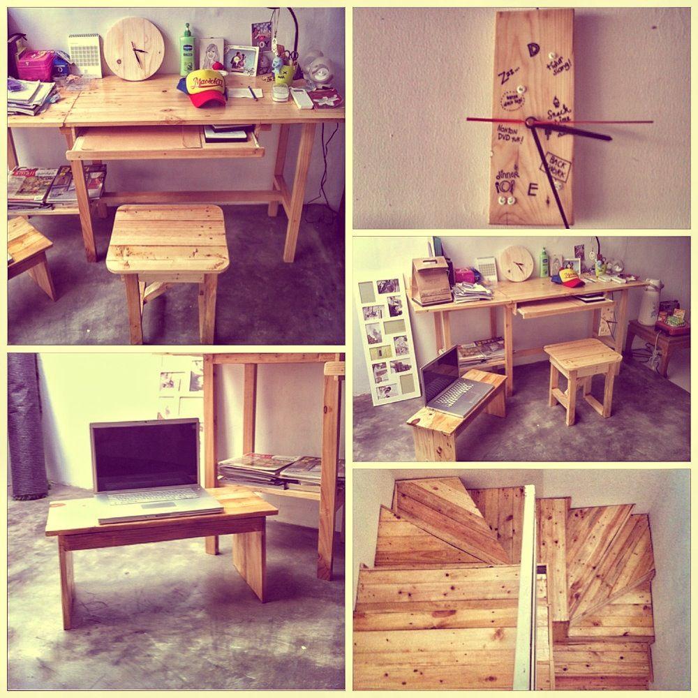diy #wood #art #design #craft #furniture