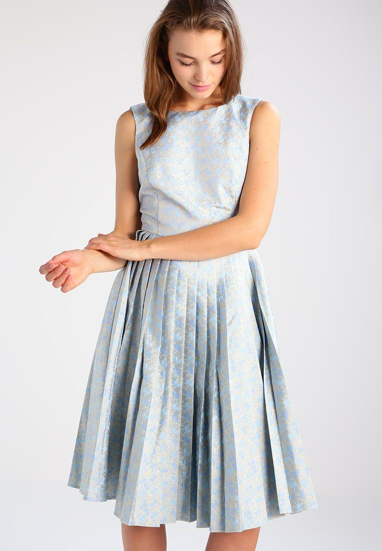 Mint Berry Cocktail Dress Party Dress Light Blue Zalando Co Uk Dresses Cocktail Dress Party Party Dress [ 1100 x 762 Pixel ]