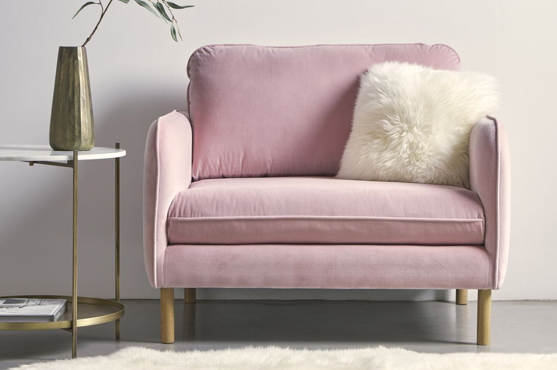 12 loveseats perfect for small spaces  Bedroom seating, Sofas for