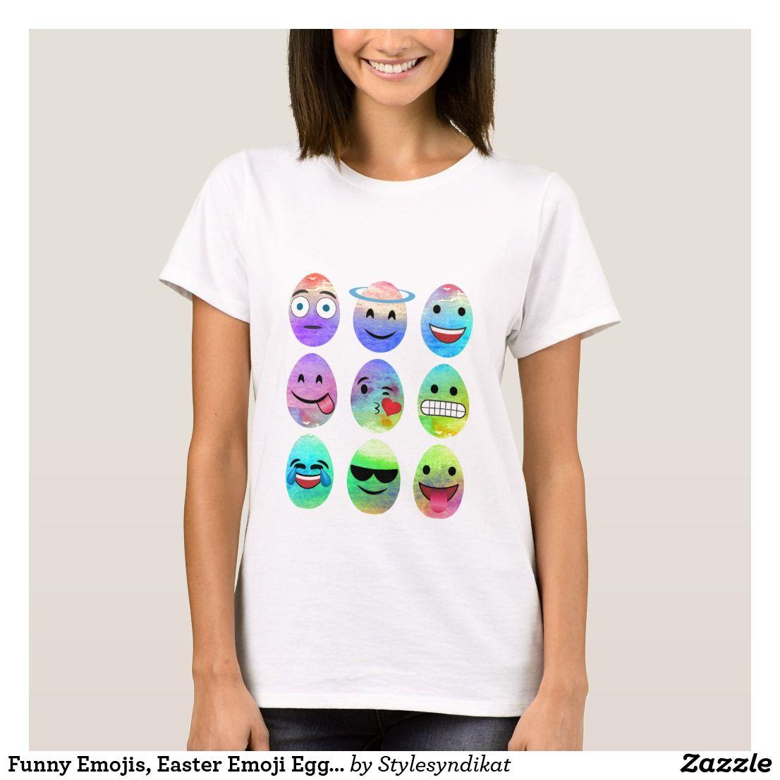 Funny emojis easter emoji eggs emoticon egg t shirt easter gifts funny emojis easter emoji eggs emoticon egg t shirt negle Images