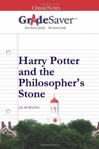 008 Harry Potter and the Philosopher's Stone Study Guide