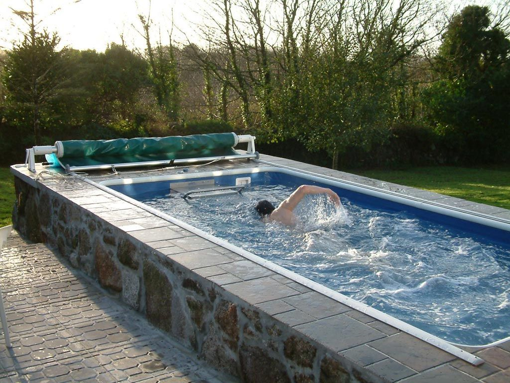 Swim At Home, Year Round With An Endless Pool!