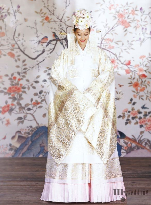 korean traditional dress style for wedding (3) | Inspiration ...