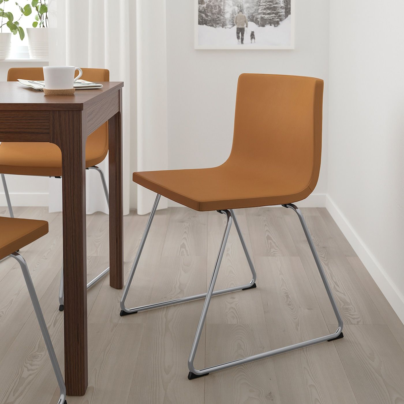 IKEA BERNHARD Chair in 2020 Upholstery fabric for