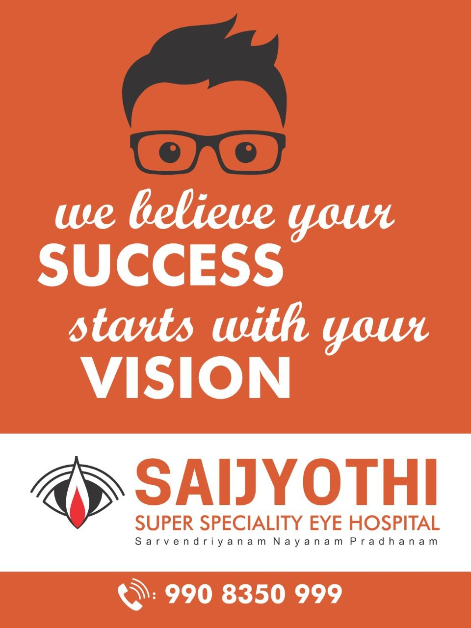 We Believe Your Success Starts With Your Vision Eyecare