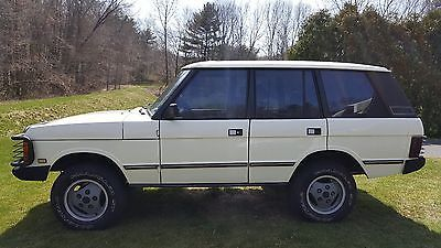 Land Rover: Range Rover | Range rovers, Land rovers and Cars