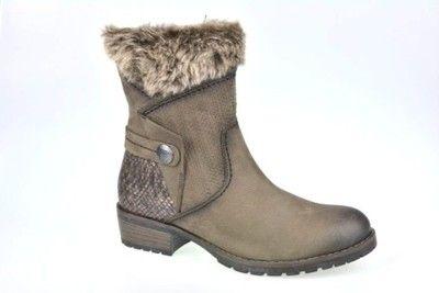 Kozaki Oliwkowe Tamaris 37 25363 27 6569900037 Oficjalne Archiwum Allegro Boots Ugg Boots Uggs