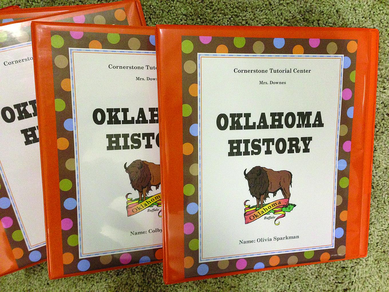 Oklahoma History For Kids