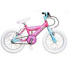 Image Of Raleigh Bike Starlight 16 Girls Bicycle In Pink New