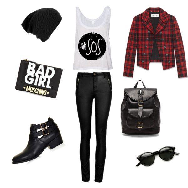 Badass Teenage Girl Outfits Polyvote
