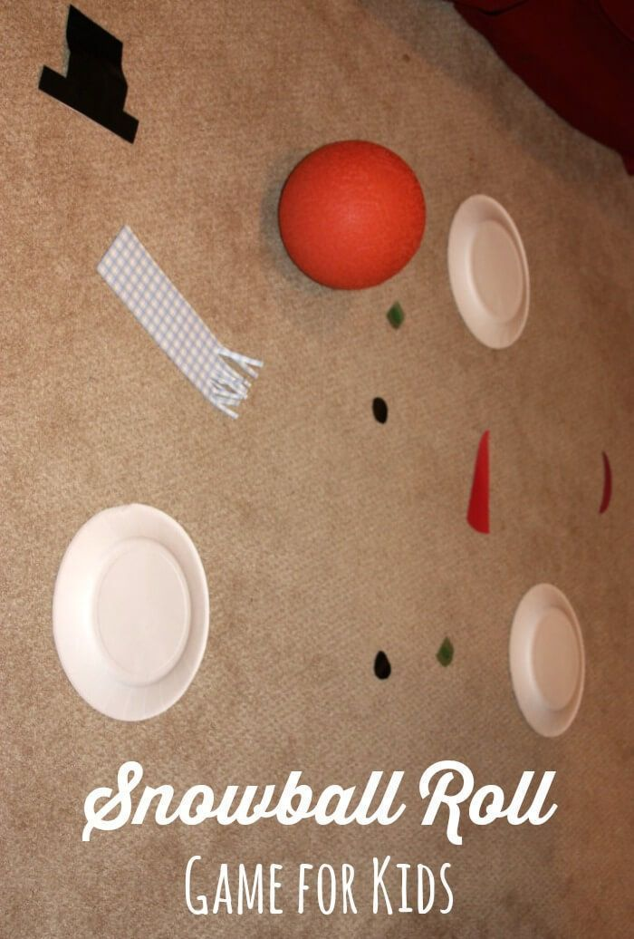 Photo of GAMES FOR KIDS: SNOWBALL ROLL – The Inspired Treehouse