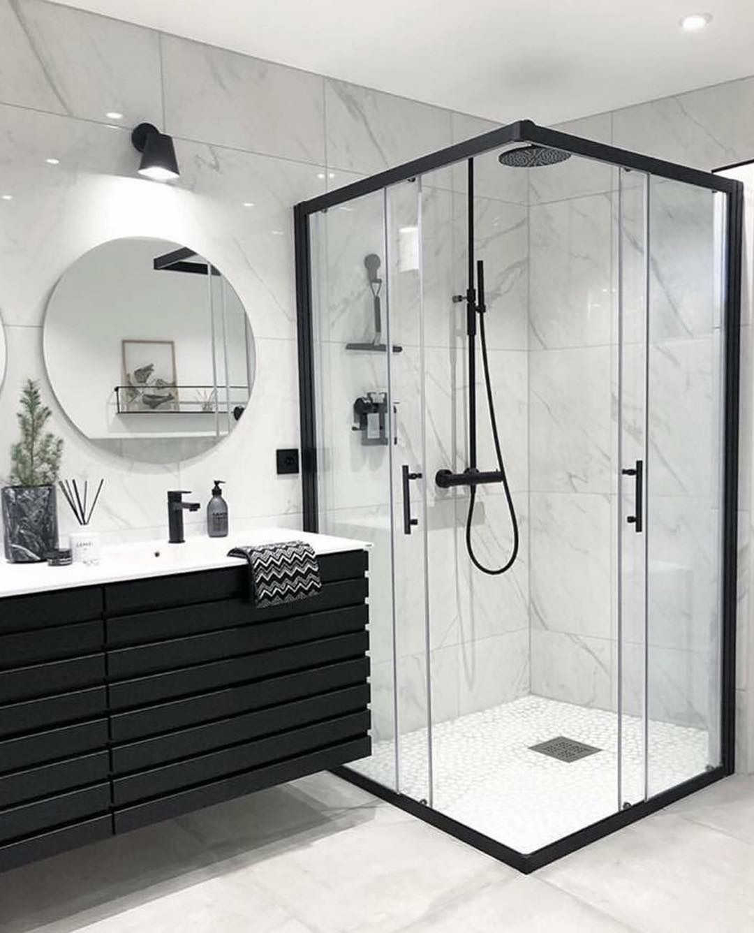 5 Gorgeous Scandinavian Bathroom Ideas: Top 5 Bathroom Inspiration This WeekThe Perfect