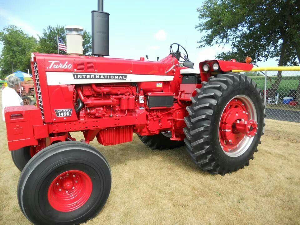 Ih 1456 Tractor : Ih tractors pinterest tractor international