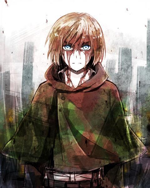Nightmares {Armin x Reader} by Annikara on DeviantArt