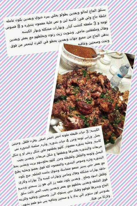 Pin By Nany El Tonsy On اكلات عربيه و غربيه Middle East Recipes Mediterranean Cuisine Arabic Food