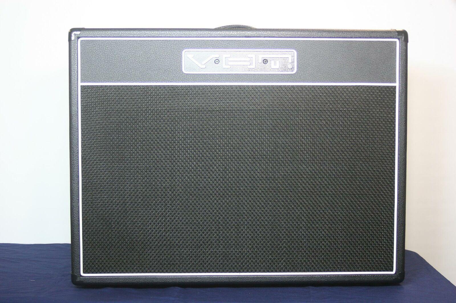 Details About Vht 212 Black Tolex Guitar Cabinet With 2 Vht