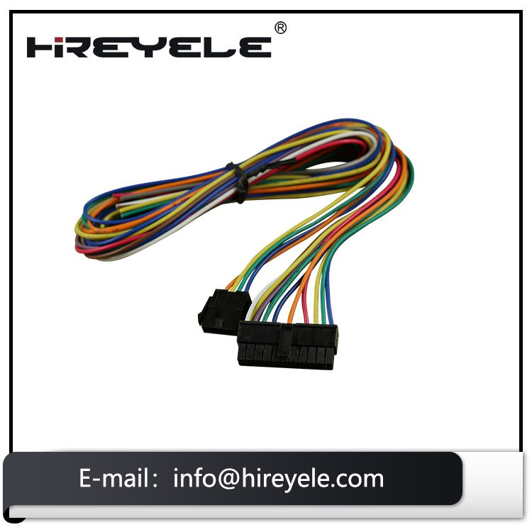Custom Molex Jst Pin Connector Electrical Wire Harness From China