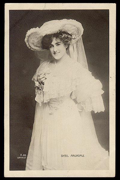 Sybil Arundale X