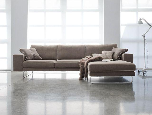 Doimo #Salotti - #divano Link : scopri come nasce un imbottito di ...