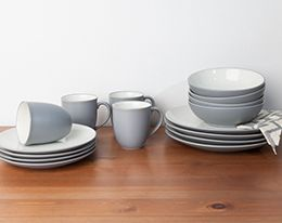 Noritake   Casual Dinnerware   Colorwave Slate & Noritake   Casual Dinnerware   Colorwave Slate   Apartment buys ...