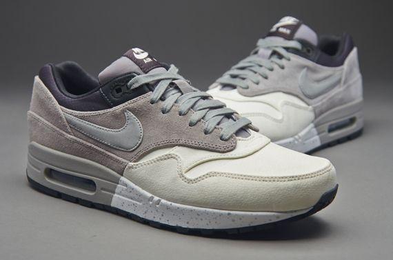 premium selection 037d7 02560 ... real nike air max 1 prm mens select footwear summit white medium grey  95c43 5d9ec