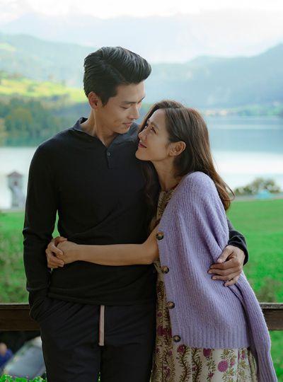 Son Ye-jin | 'Crash Landing on You'  Fashion Look