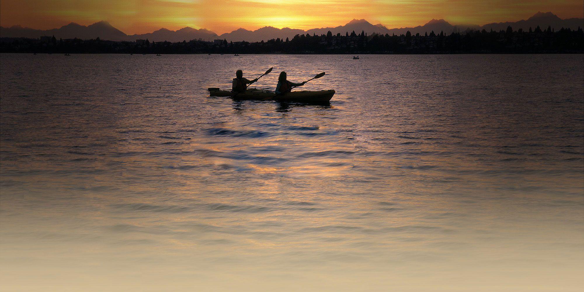 Kirkland Kayak Rentals   Woodmark Hotel – Kayak Rentals   Seattle Waterfront Hotels