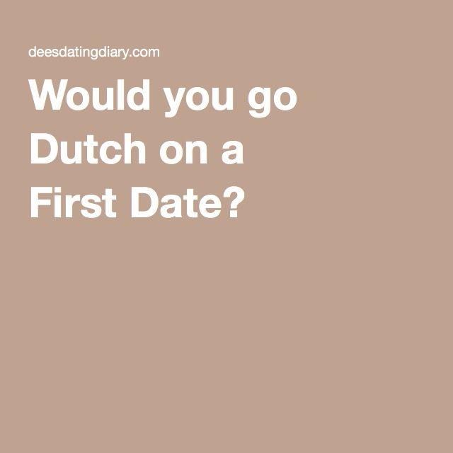 dating go dutch online dating in nairobi