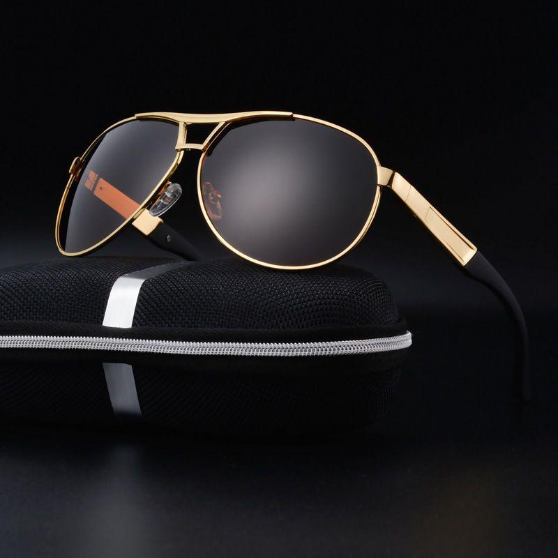 ac7d5f7f58b3  10.97 AUD - Aoron-Hd-Polarized-Sunglasses-Mens-Outdoor-Sports-Pilot-Eyewear -Driving-Glasses  ebay  Fashion