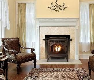 Pellet Burning Stoves Pellet Stove Home Wood Stove Hearth
